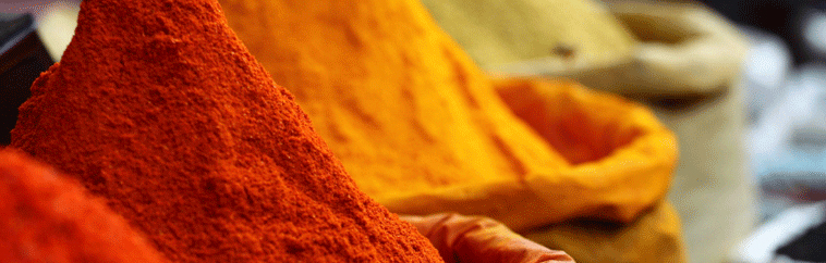 Spices - Log5