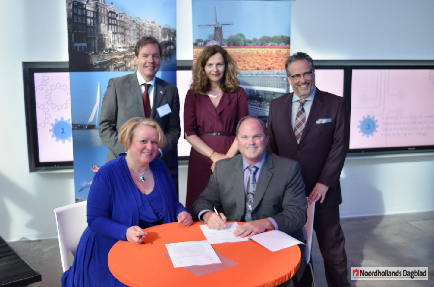 Royal Duyvis Wiener, kick-starts Log5 with first US deal